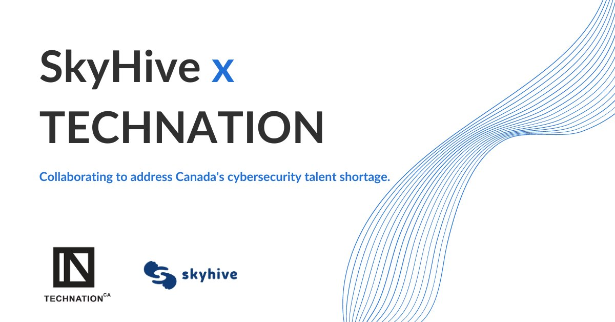 TECHNATION launches first real-time cybersecurity labour market data hub in Canada