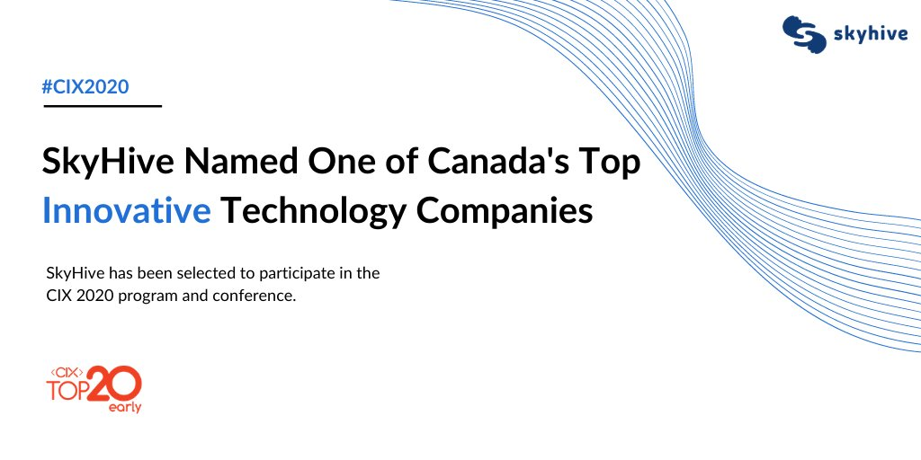 CIX announced Canada's most innovative technology companies