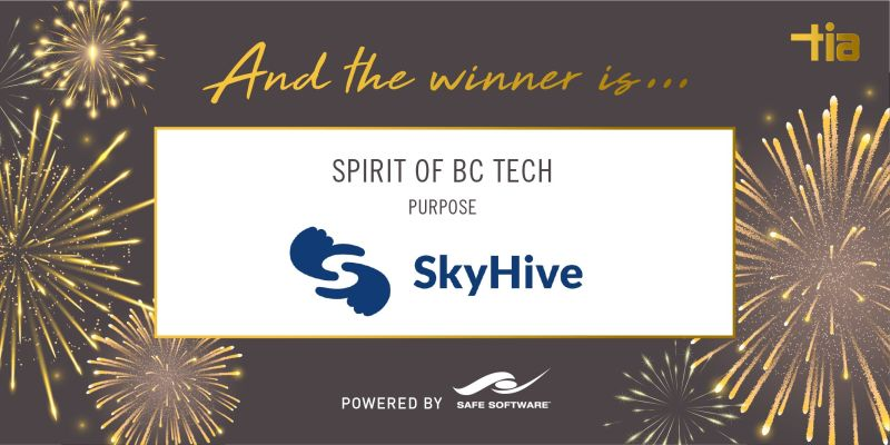 SkyHive, Terramera, Klue among winners of 2020 BC Technology Impact Awards