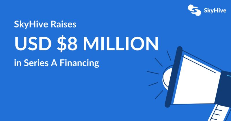 SkyHive raises $8M in Series A financing as it continues reskilling the world